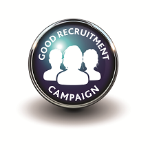 Good Recruitment Campaign logo
