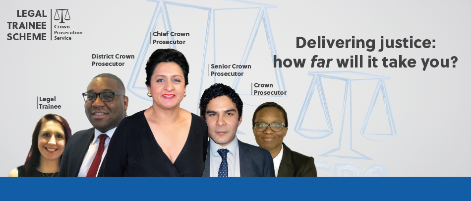 Legal Trainee Scheme 2018 | The Crown Prosecution Service