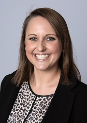 Rachel Morth, Area Business Manager