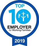 Top 10 Employer Working Families 2019