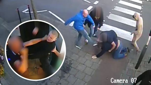 Eleven sentenced for Cardiff pub fight | The Crown Prosecution Service