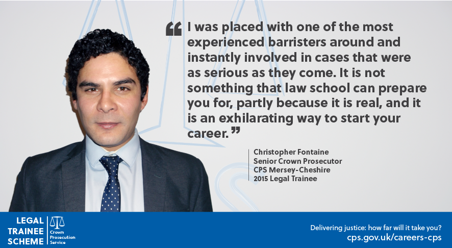 Quote from Christopher Fontaine, Senior Crown Prosecutor, CPS Mersey-Cheshire
